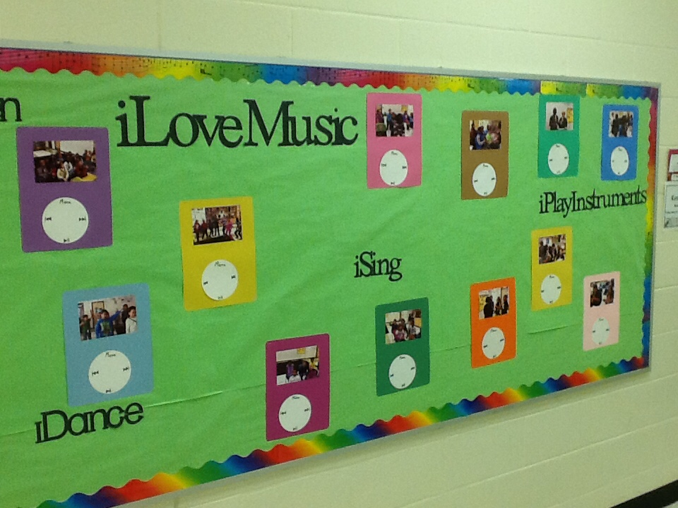 Bulletin board | All for the passion of music