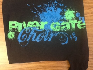 River Gate t shirt