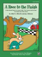 A Race to the Finish by Sally Albrecht and Jay Althouse