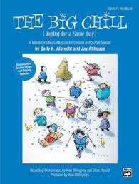 The Big Chill by Sally Albrecht and Jay Althouse